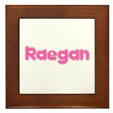 """Raegan"" Framed Tile"