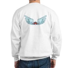 Your Very Own Angel Wings Sweatshirt