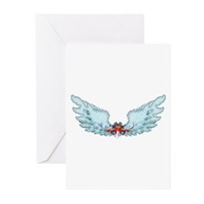Your Very Own Angel Wings Greeting Cards (Pk of 20