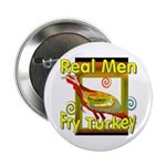 Real Men Button