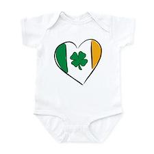 Love Ireland Infant Creeper