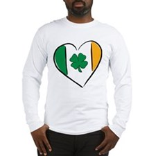Love Ireland Long Sleeve T-Shirt