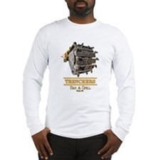 For Randy Trenchers Fargo ND Long Sleeve T-Shirt