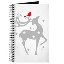 Winter Reindeer Journal