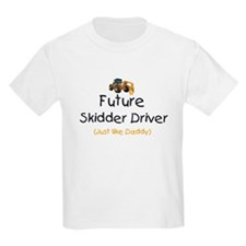Future Skidder Driver T-Shirt