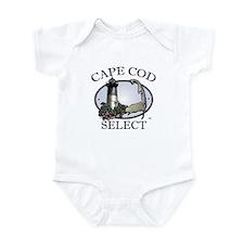 Cute Cape cod Infant Bodysuit