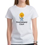 Neurosurgery Chick Women's T-Shirt