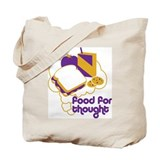 Food For Thought Toledo Tote Bag