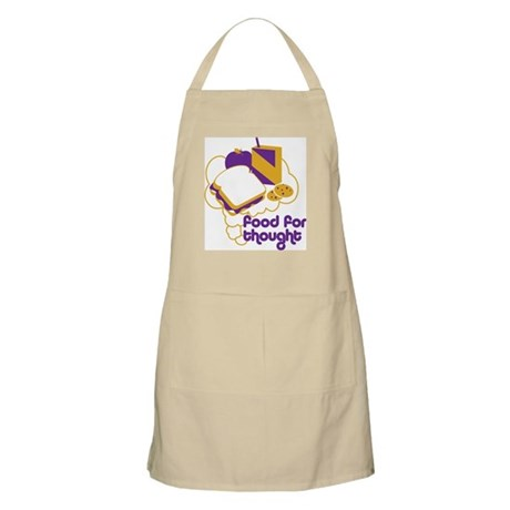 Food For Thought Toledo Apron