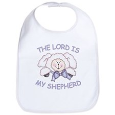 Lord is Shepherd (Lamb) Bib