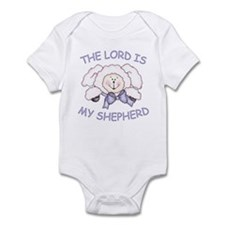Lord is Shepherd (Lamb) Infant Bodysuit