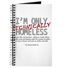 Technically Homeless Journal