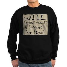 Homeless Techie Sweatshirt