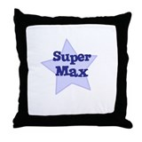 Super Max Throw Pillow