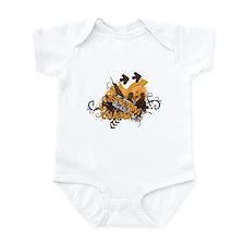 Storm Chaser Grunge Infant Bodysuit