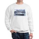 QE2 New York Final Departure Sweater