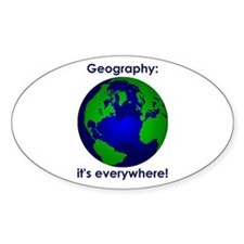 Geography Stickers