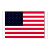 Black US States Rights Flag