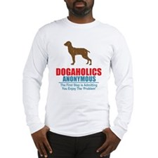 Dogaholics Long Sleeve T-Shirt