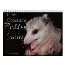 Possum Wall Calendar