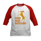 First Goat Battalion Tee