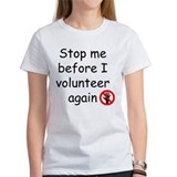 Cute Volunteer Tee