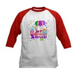 8th Birthday Sleepover Tee