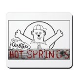 Crabtree Hot Springs Mousepad