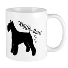Unique Schnauzer dog Mug
