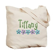 Floral Babysitting Bag Tote Bag with customization
