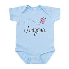 Butterfly Arizona Infant Bodysuit