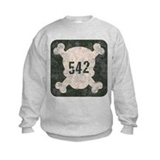 542 & Crossbones Sweatshirt