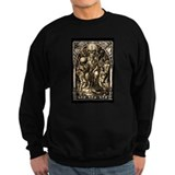 Cute Punk goth gothic dark metal Sweatshirt