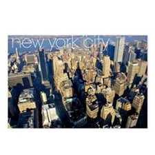 Empire State Shadow Postcards (Package of 8)