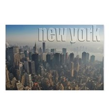 NY Skyline Postcards (Package of 8)