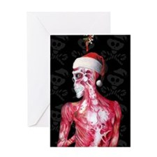 Dead Mistletoe Greeting Card