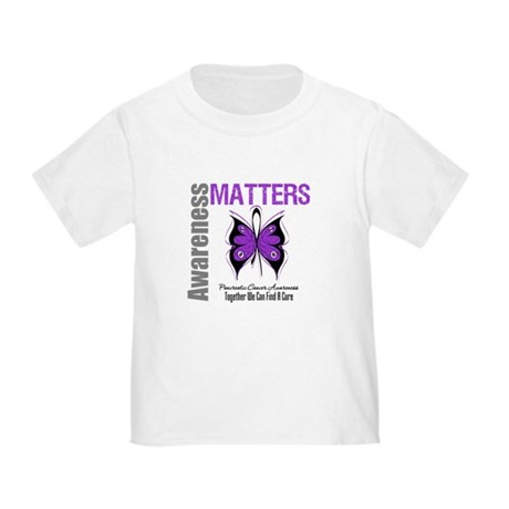 Awareness PancreaticCancer Toddler T-Shirt