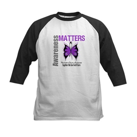 Awareness PancreaticCancer Kids Baseball Jersey