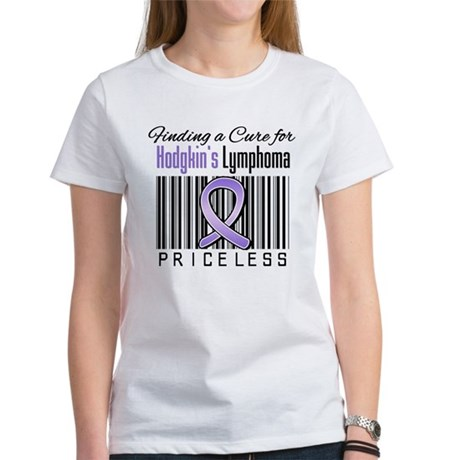 Cure Hodgkin's Disease Women's T-Shirt