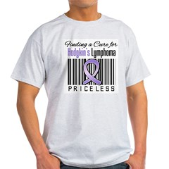 Cure Hodgkin's Disease Light T-Shirt