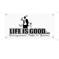 Unique Entrepreneurs Banner
