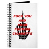 F You and your F'n Cig Journal
