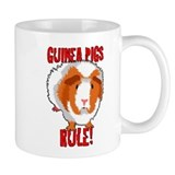 Guinea Pigs Rule! Small Mugs
