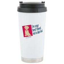 I'm Your Best Friend(Dog2) Ceramic Travel Mug