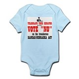 Kansas-Nebraska Act Onesie