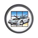 79-81 TA Pace Car Wall Clock