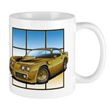 79-81 Trans Am Gold SE Small Mug
