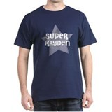 Super Kayden Black T-Shirt