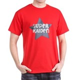 Super Kaiden Black T-Shirt
