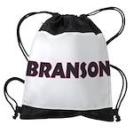 Silver Sebright Bantams Gym Bag